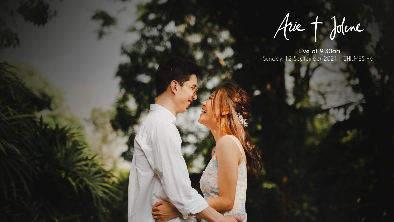 Arie & Jolene