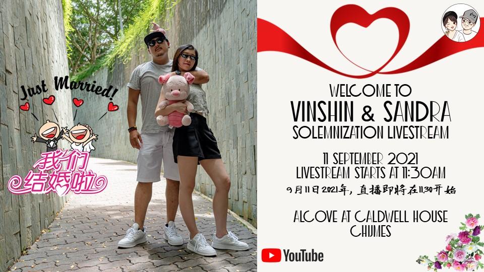 Vinshin & Sandra
